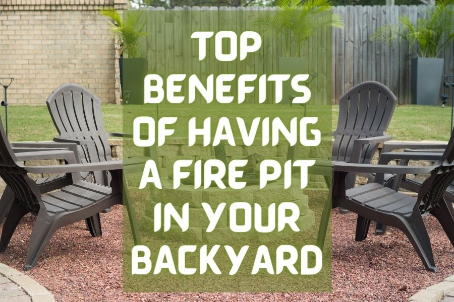 benefits of fire pit