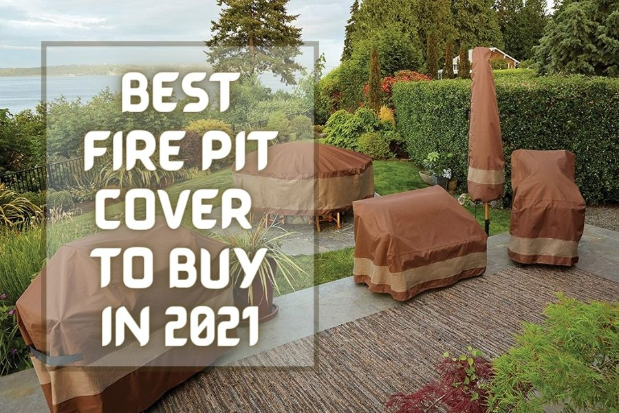 best fire pit cover review
