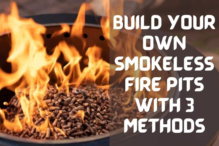 diy smokeless fire pits