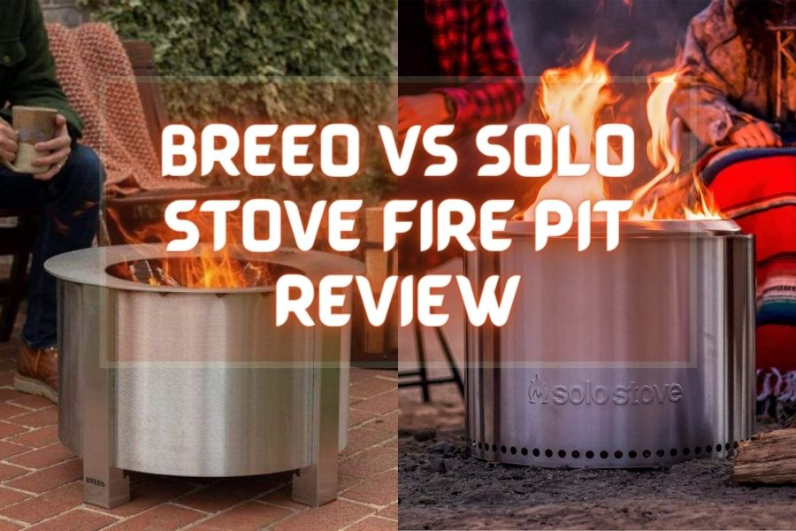 breeo vs solo stove fire pit review