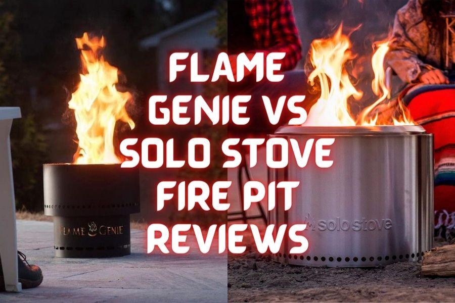 flame genie vs solo stove